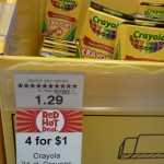Toys 'R Us | Crayola 24-Packs Just $.25