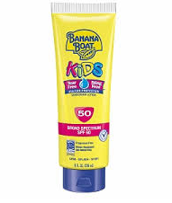 Banana Boat Kids Sunscreen Target | Banana Boat Sunscreen   $1.15