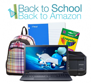 back to school amazon 5 off 25 300x276 Last Day! | $5 off $25 Credit at Amazon