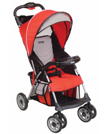 Jeep Cherokee Red Jeep Cherokee Sport Stroller (React)   $40.25, Shipped *Lowest Price*
