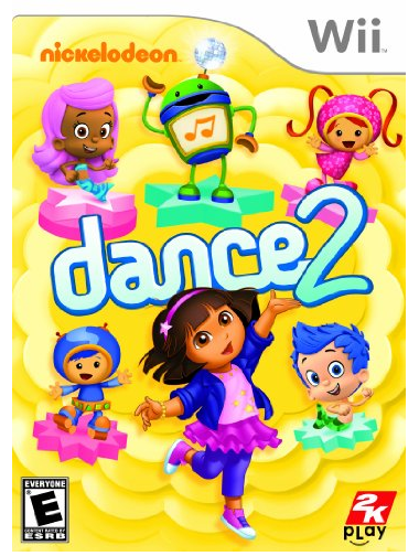 Nickelodeon Dance 2 Video Game