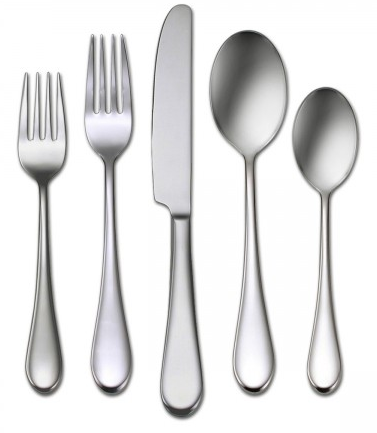 Oneida Flatware Set Oneida 80% Off Sale | Flatware Set for $71.99, Plus More!