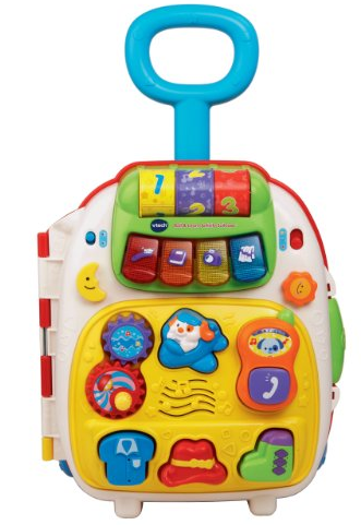VTech Roll and Learn Suitcase VTech Roll and Learn Activity Suitcase for $23.99, Shipped