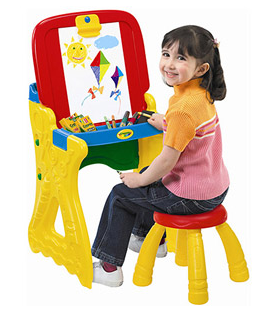Crayola Play n Fold Art Studio Crayola Play n Fold 2 in 1 Art Studio for $24.99