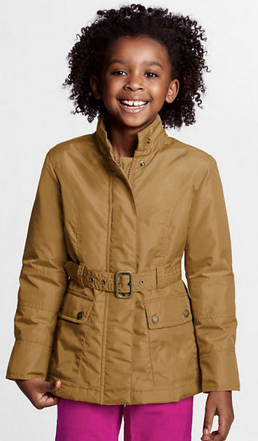 Girls Insulated Jacket