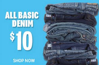 The Children's Place Basic Denim Sale