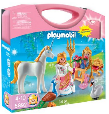 Princess Playmobil Set