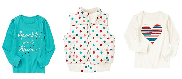 Dot Vest and Shirts Crazy 8 Sale | Buy One Item, Get One Item for $.88