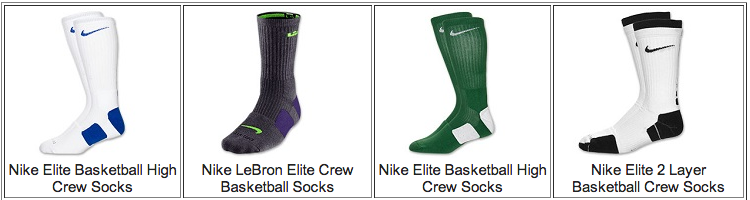 Nike Elite Crew Socks 330 Nike Elite Socks   3/$30 *Great Gift Idea for Boys*