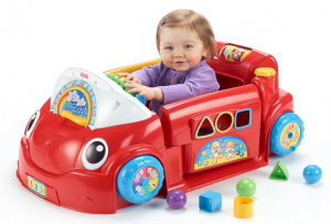 Fisher Price Learn & Play Car