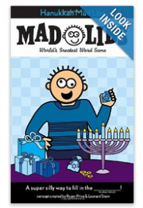 Screen Shot 2013 11 01 at 9.04.27 AM 206x300 Hanukkah MadLibs   $3.43