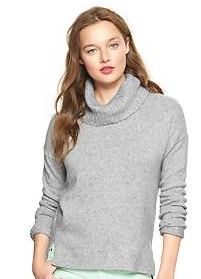 Women Cowlneck Sweater GAP Black Friday | Save 50% off the Entire Store + Get Free Shipping Over $50