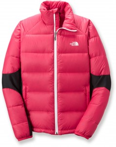 northface down jacket