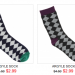 RUUM Cyber Monday Sale Argyle Socks