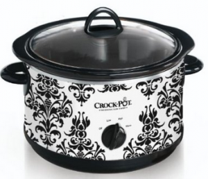 Screen Shot 2013 12 04 at 12.34.55 PM 300x258 4 1/2 Quart Demask Pattern Crock Pot   $12.74 (Big Price Drop)