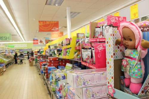 Special Seasonal Buys & Toys at Aldi
