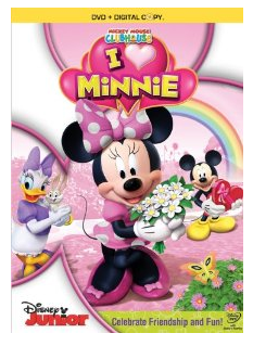 I Heart Minnie DVD This Weeks Best Amazon Deals (1/17/14)