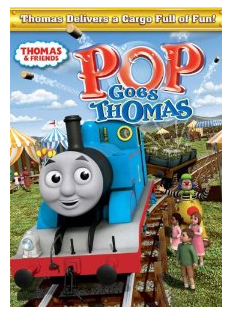 Pop Goes Thomas DVD
