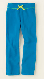 The Children's Place Glacier Fleece Pants