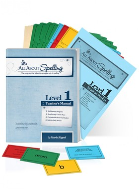 All About Spelling Level 1 All About Spelling Review