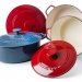 Cuisinart Chef's Classic Enameled Cast Iron Covered Casseroles – As low as $54.99, Shipped
