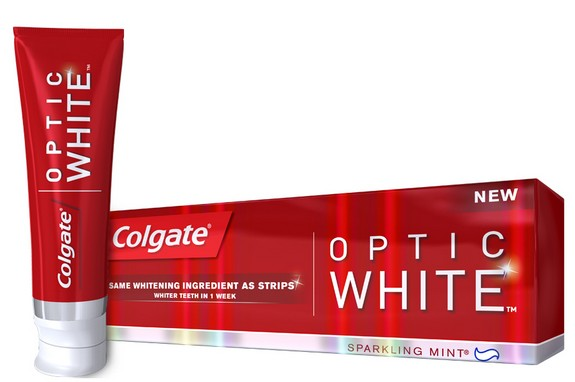 Colgate Optic White Toothpaste Colgate Optic White Toothpaste Coupon = FREE at Walgreens (Starts 5/4)