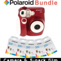 Polaroid Camera & Film Bundle