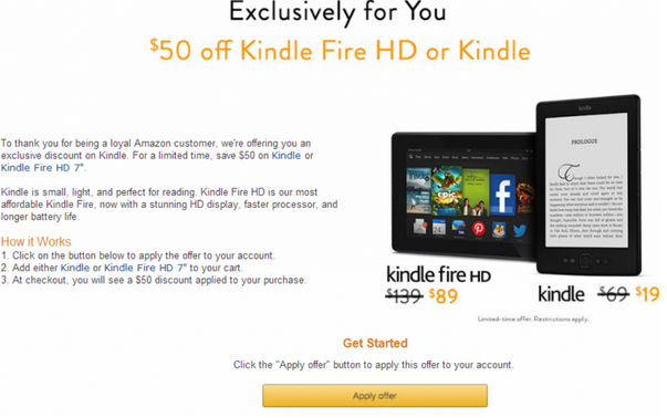 Screen Shot 2014 04 27 at 11.48.20 AM Get a Kindle for as Low as $19 (Targeted Offer   See If You Qualify)