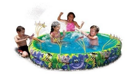Screen Shot 2014 05 27 at 9.15.58 AM 50% Off Spray n Splash Kiddie Pool   $14.99