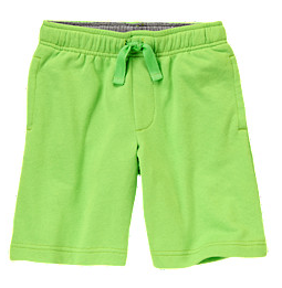 Boys French Terry Athlete Shorts