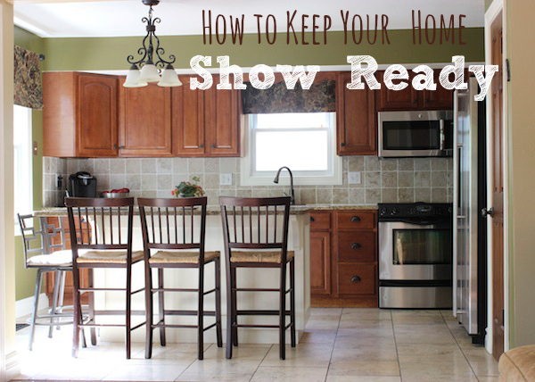 How to Make Your Home Show Ready