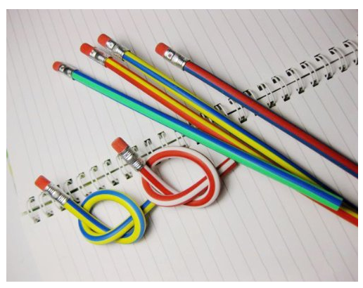 Screen Shot 2014 07 21 at 10.08.57 AM Amazon Back to School Deal | 3 Pack Colorful Magic Flexible Bendy Pencils for $1.75, Shipped!
