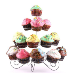 Screen shot 2014 07 09 at 12.48.24 PM Multi Tiered Metal Dessert and Cupcake Stand for $7.75