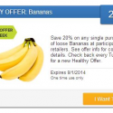 Bananas SavingStar