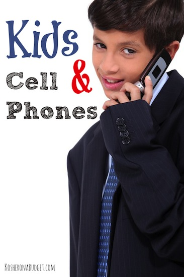 Kids-and-cell-phones