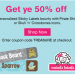 50% Off Mabel's Labels Pirate Ship or Skull 'n Crossbones Icons – Today Only
