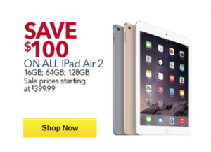 Best iPad Air 2 Deal Best Buy