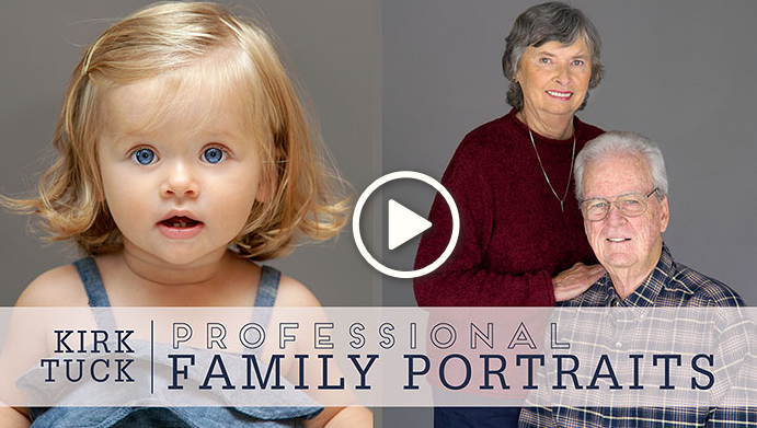 Free Family Portrait Photography Class