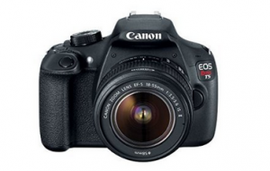 Black Friday Canon Rebel EOS Bundle