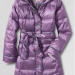 Lands End Girls Shabbos Coat