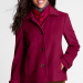 Womens Luxe Wool Jacket
