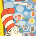 Read & Grow with Dr. Seuss Growth Chart