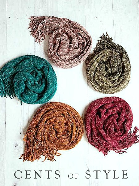 Scarves More