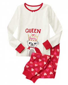 Queen of Hearts PJs