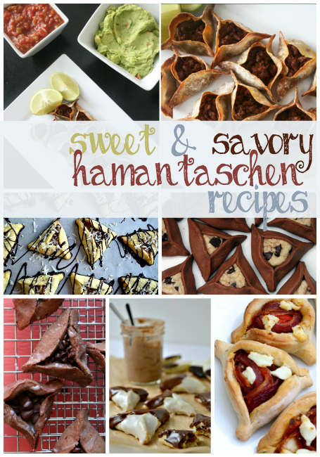 Sweet & Savory Hamantaschen Recipes with a Twist - Savory Sweet