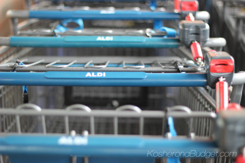 Aldi Grocery Carts