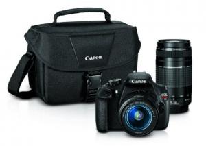 Canon DSLR Deal for Black Friday