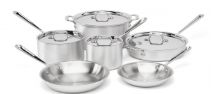 All Clad Cyber Monday Cookware Set