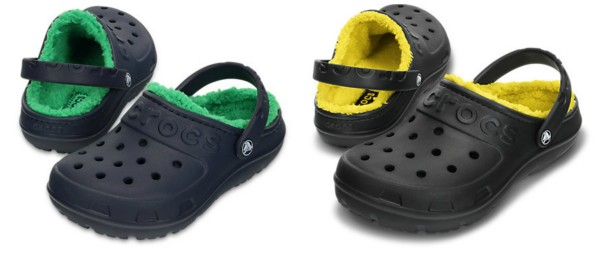 Lined Hilo Crocs