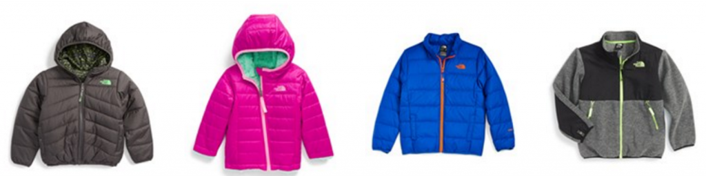 North Face Sale at Nordstrom
